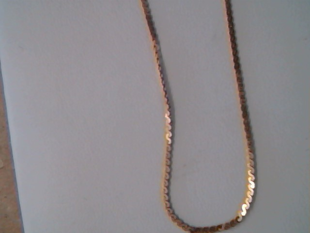 CHAIN NECKLACE JEWELRY , 14KT, 2