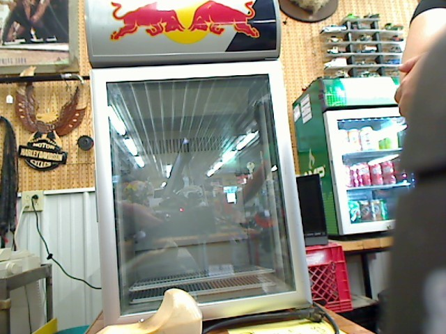 RED BULL Refrigerator/Freezer MINI FRIDGE