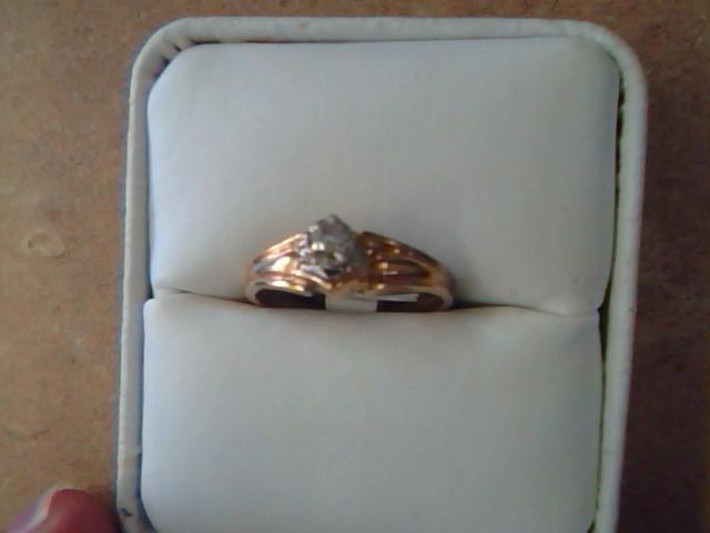 DIAMOND RING JEWELRY , 10KT, 1.9