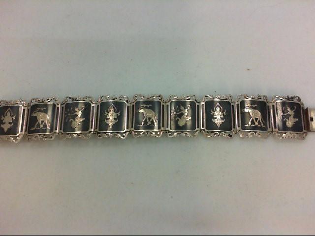 Silver Bracelet 925 Silver 30.3g