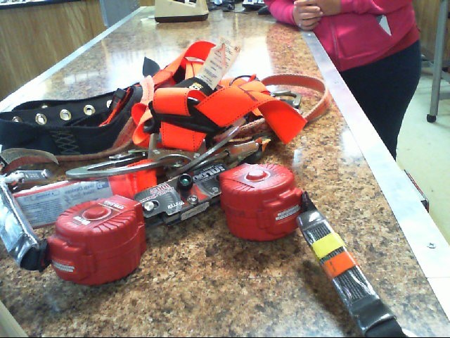 MILLER WELDERS Miscellaneous Tool TWIN TURBO SAFETY HARNESS