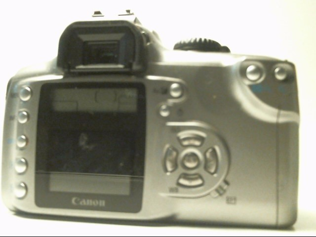 CANON Digital Camera EOS 300D BODY ONLY