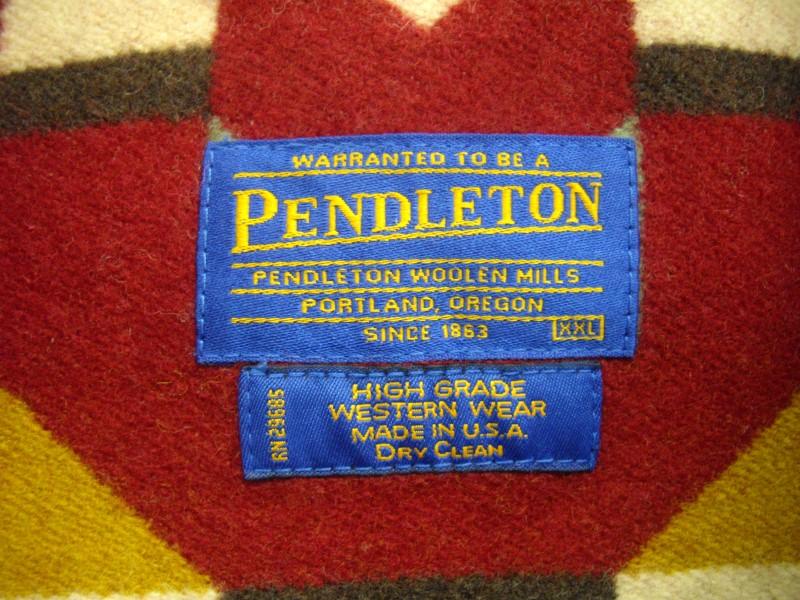 PENDLETON Clothing MENS JACKET