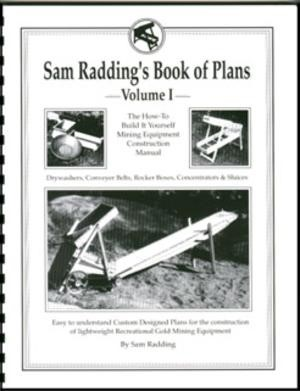 JOBE 5204; SAM RADDING'S BOOK OF PLANS VOL I