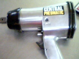 CENTRAL PNEUMATIC Air Impact Wrench 69228