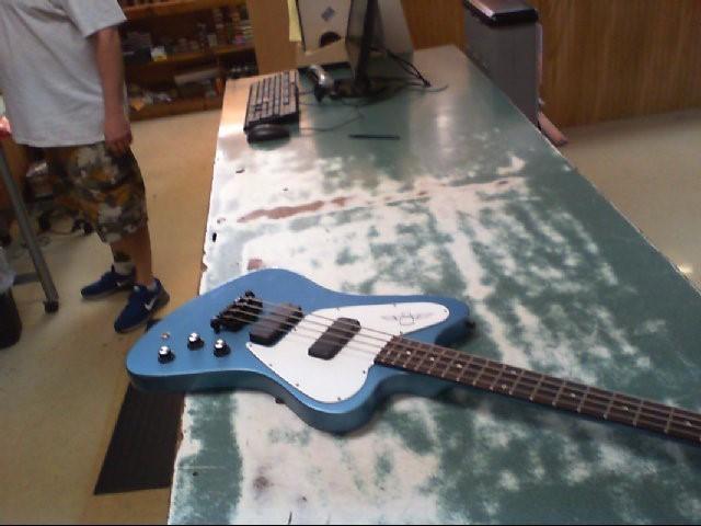GIBSON MUSICAL INSTRUMENTS Bass Guitar 2013 THUNDERBIRD NON-REVERSE