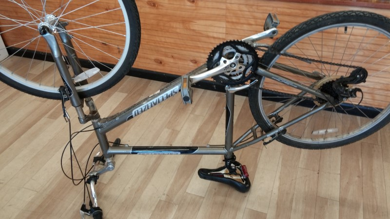 SPECIALIZED Hybrid Bicycle EXPEDITION