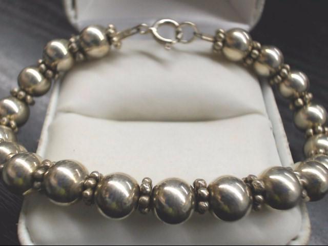 Silver Bracelet 925 Silver 11.3g