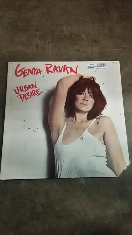 Genya Ravan Urban Desire Vinyl