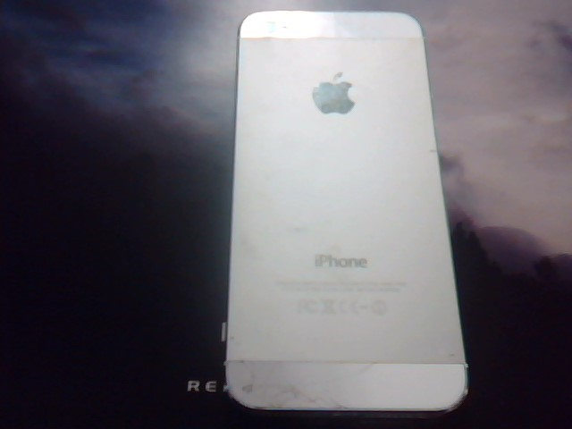 APPLE Cell Phone/Smart Phone IPHONE 5 MD641LL/A 32GB