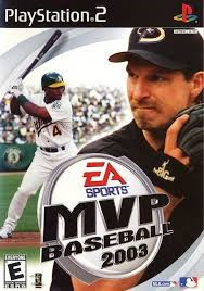 SONY Sony PlayStation 2 MVP BASEBALL 2003