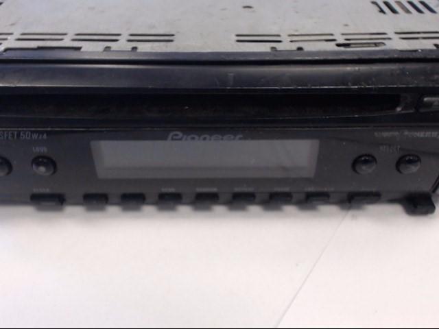 PIONEER ELECTRONICS Car Audio DEH-1800
