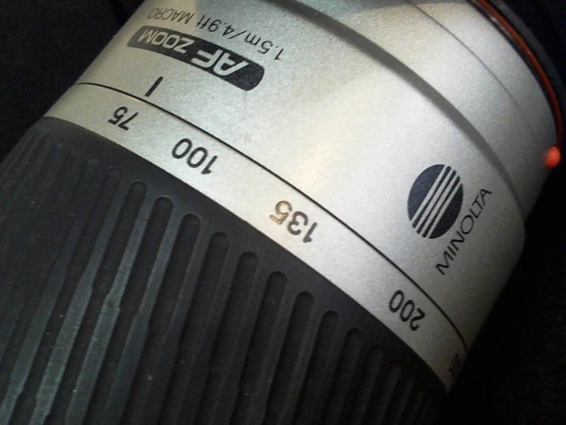 SONY DSLR-A550