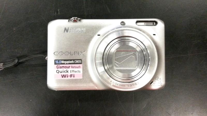 NIKON Digital Camera COOLPIX S6500