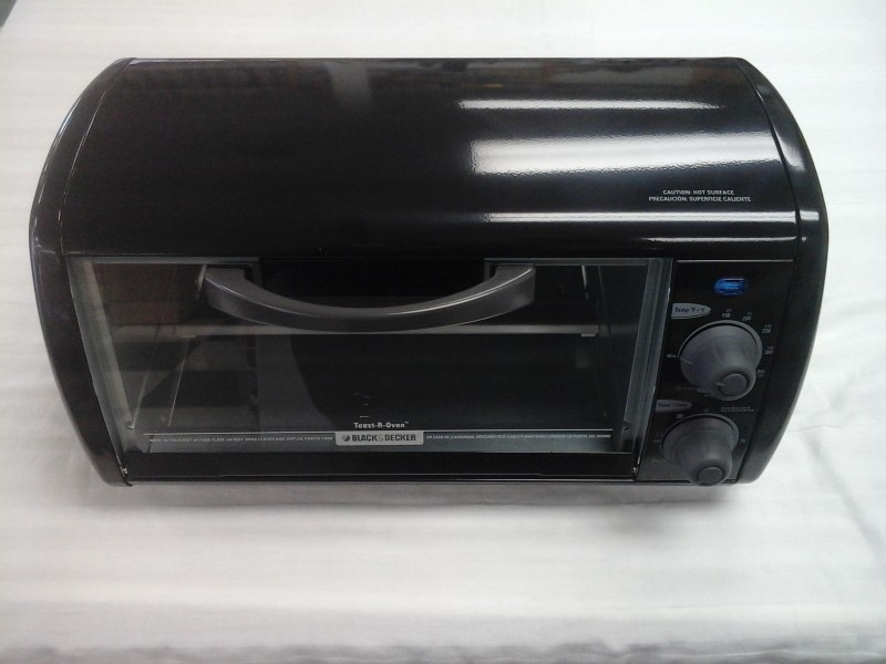 BLACK & DECKER T01420B 4-SLICE TOASTER OVEN