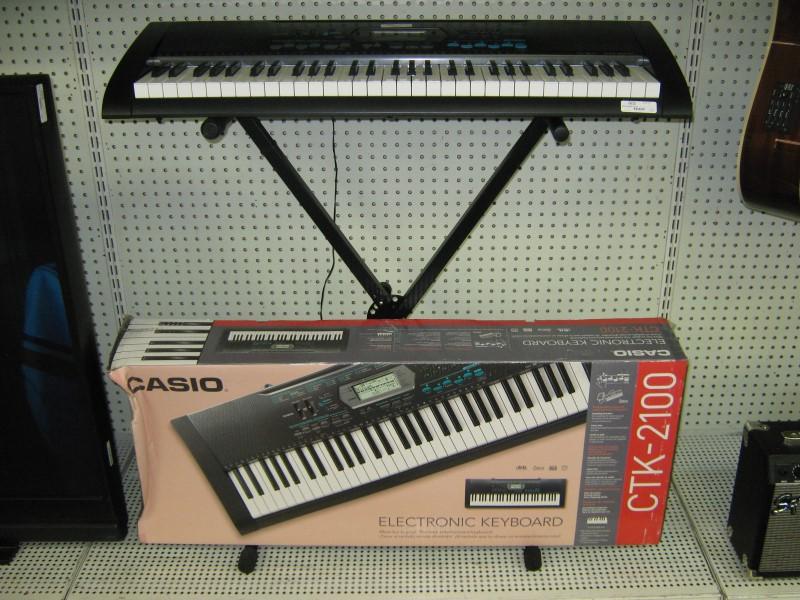 casio keyboard ctk 2100 like new buya. Black Bedroom Furniture Sets. Home Design Ideas