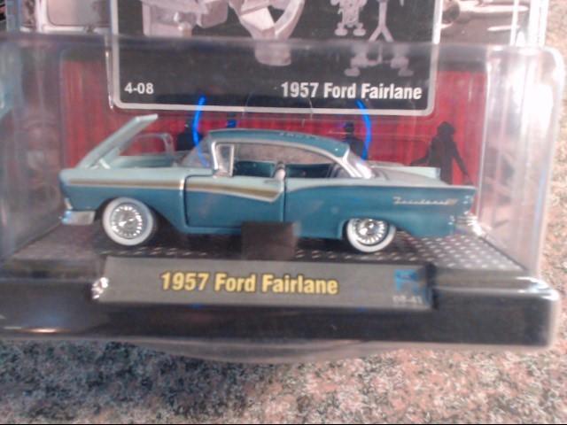 CASTLINE Toy Vehicle M 1957 FORD FAIRLANE