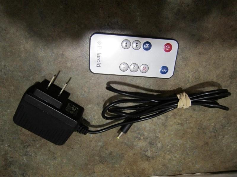 POLAROID IPOD/MP3 Accessory PBT3001