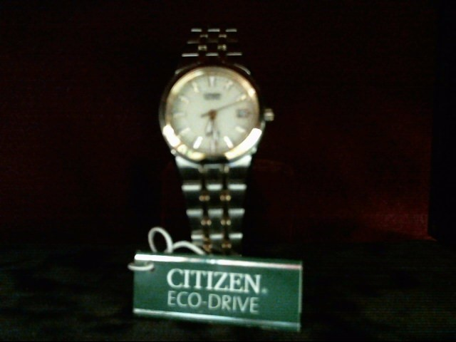 CITIZEN Lady's Wristwatch EW0944-51P