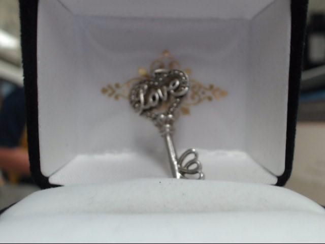 Silver Pendant 925 Silver 3.63g