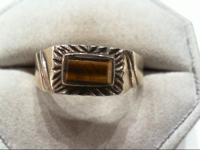 Gent's Silver Ring 925 Silver 5.9g