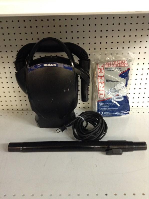 ORECK Vacuum Cleaner CC1600