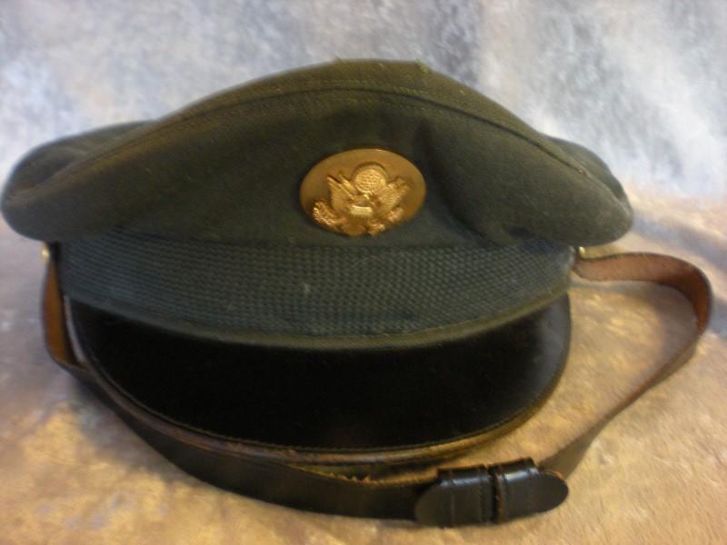 US ARMY DRESS CAP SIZE 7