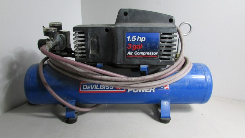 DEVILBISS Air Compressor COMPRESSOR