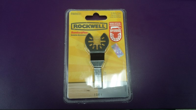 ROCKWELL BI-METAL REPLACEMENT BLADE RW8931