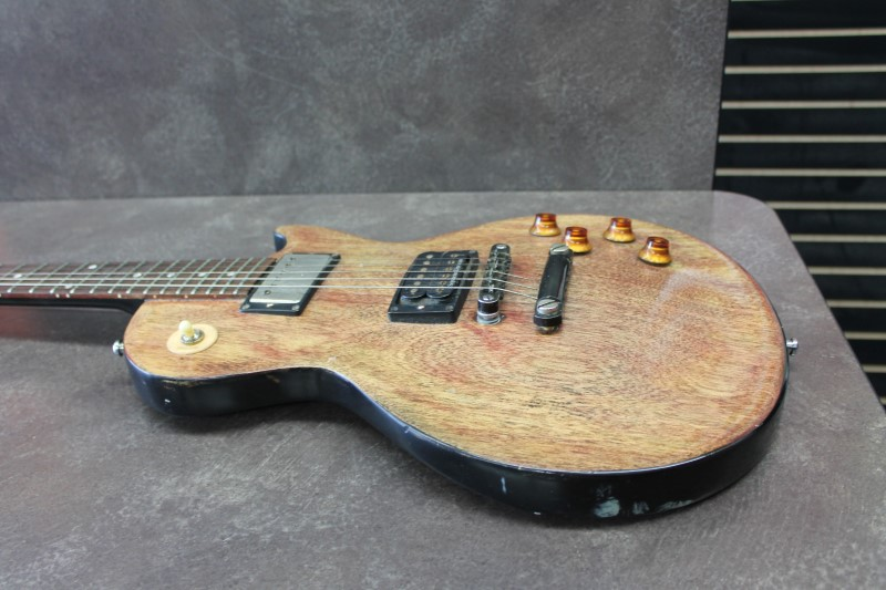 GIBSON Electric Guitar LES PAUL SMART WOOD