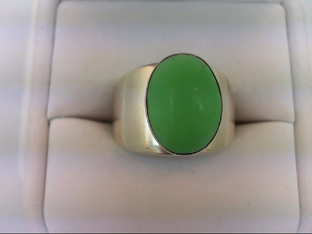 Lady's Silver Ring 925 Silver 12.1g Size:7