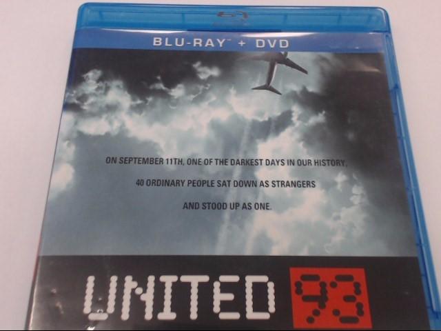 UNITED 93 - BLU-RAY MOVIE
