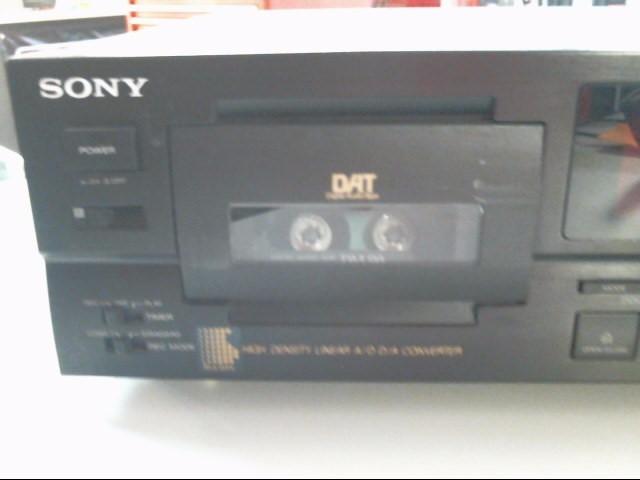 SONY DTC-750 DAT TAP DECK