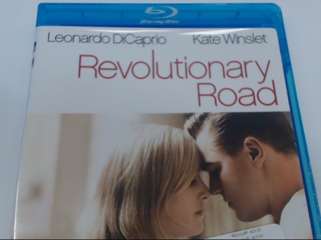 REVOLUTIONARY ROAD - BLU-RAY MOVIE