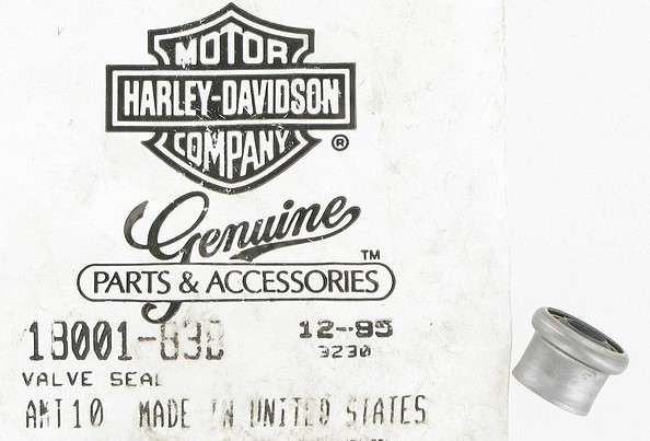 HARLEY DAVIDSON 18001-83B; VALVE SEAL **SOLD BY 1 EACH*
