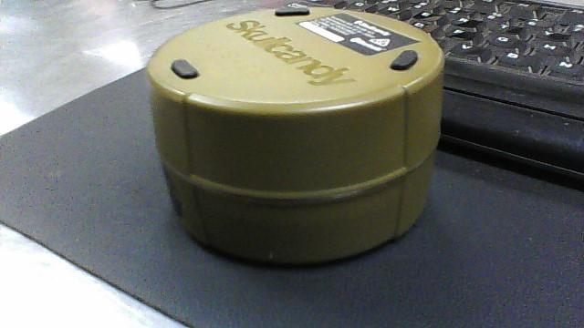 SKULLCANDY BLUETOOTH SPEAKER S7BUGW-423