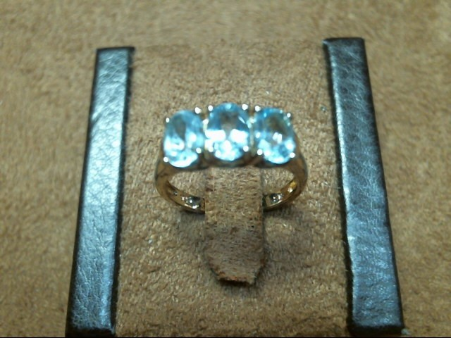 Lady's Silver Ring 925 Silver 2.05dwt
