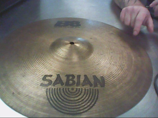 SABIAN Cymbal B8 18''/45CM CRASH RIDE CYMBAL