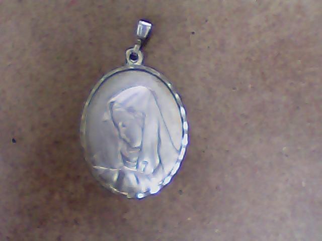 Silver Pendant 925 Silver 6.8g