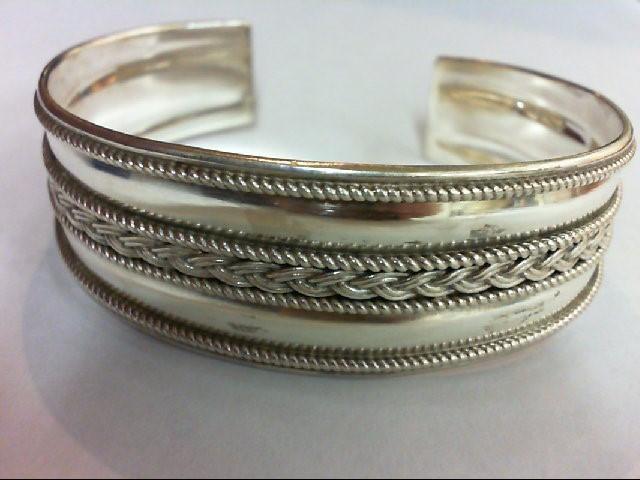 Silver Bracelet 925 Silver 24.8g