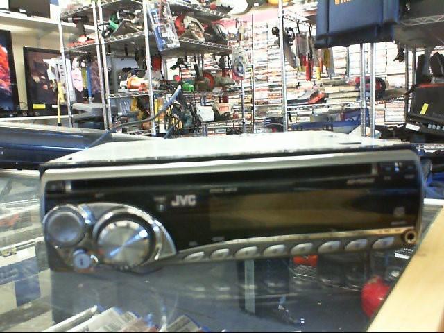 JVC Car Audio KD-PDR40