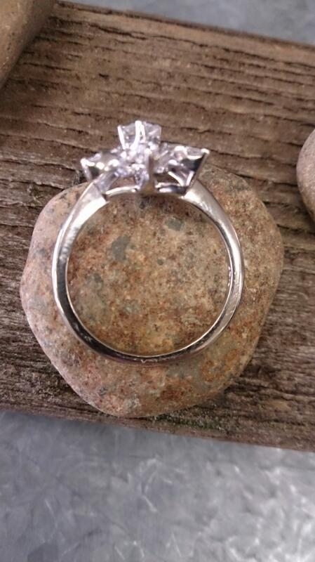 Lady's Diamond Cluster Ring  .51 Carat T.W.