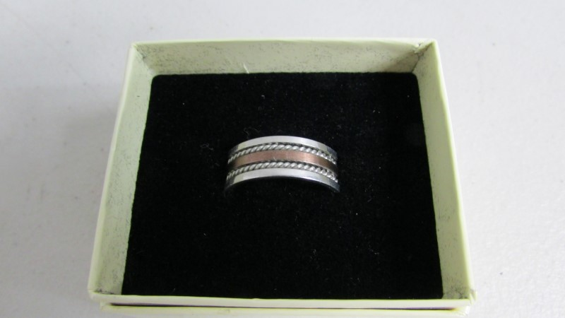 SIZE 11 MENS RING