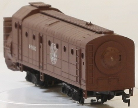 ATHEARN 1196 ROTARY SNOW PLOW GREAT NORTHERN X-1610