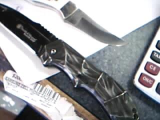 SMITH & WESSON Pocket Knife BLACK OPS