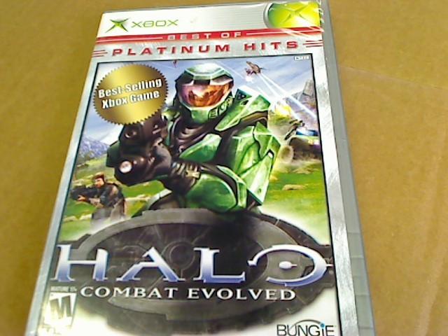 XBOX HALO