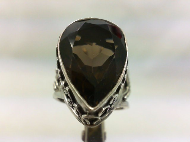 Lady's Silver Ring 925 Silver 11.9g
