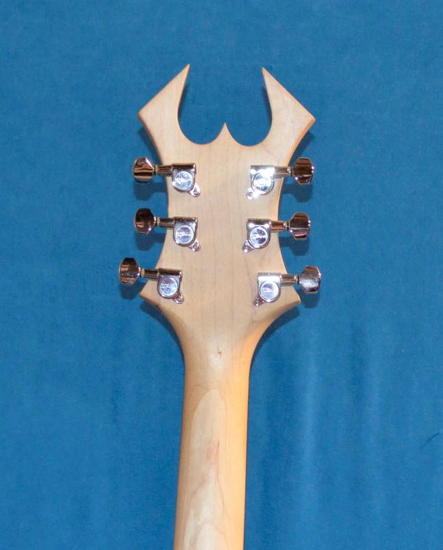 BC RICH Electric Guitar WARLOCK ELECTRIC GUITAR