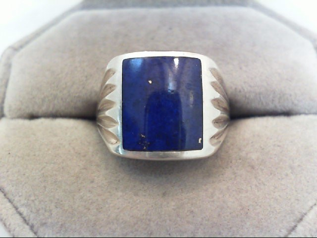 Gent's Silver Ring 925 Silver 8.6g
