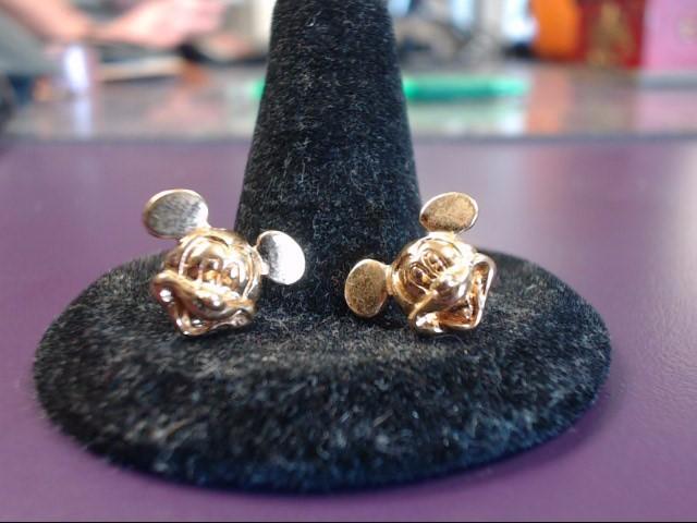 Earrings Silver Stainless 2g